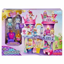 Shopkins Happy Places Royal Castle Королевский Замок с куклами Шопкинс