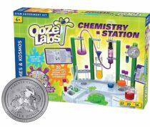 Большой набор с экспериментами Thames & Kosmos Ooze Labs Chemistry Station