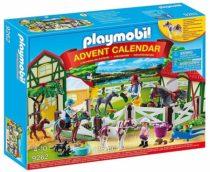 Адвент календарь Лошадиная ферма PLAYMOBIL Advent Calendar – Horse Farm