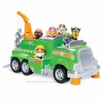 Щенячий патруль Paw Patrol Rocky&rsquos Total Team Rescue Recycling Truck