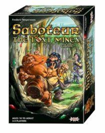 Оригинал AMIGO Games Saboteur The Lost Mines Гномы Вредители. Древние шахты