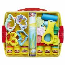 Набор пластилина c формочками Play-Doh Shape and Learn Discover and Store