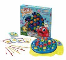 Настольная игра Рыбалка Lets Go Fishin с бонусом – игрой Счастливые Утки