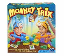 Семейная настольная игра Весёлые обезьянки Monkey Trix. Оригинал