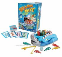 Настольная игра Укус акулы от Прессман Тойс Shark Bite – Includes Let&acutes Go