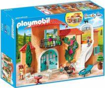 Игровой набор Playmobil Summer Villa 9420 Плеймобиль Солнечная Вилла