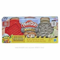 Play-Doh Wheels Brick and Stone Кирпич и Камень 448 г.