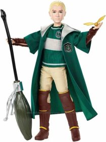 Кукла Драко Малфой Квиддич Гарри Поттер Harry Potter Quidditch Draco Malfoy