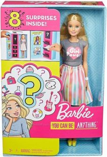 Кукла Барби Я могу быть Сюрприз barbie surprise careers with Doll