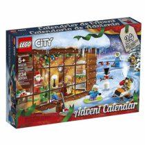 Новогодний календарь Лего Сити LEGO City Advent Calendar 60235