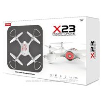 Квадрокоптер Syma X23 2. 4 GHz 21 cм Белый