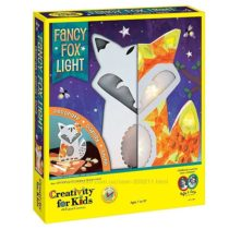 Творческий набор Ночник Faber-Castell Creativity for Kids Fancy Fox Light