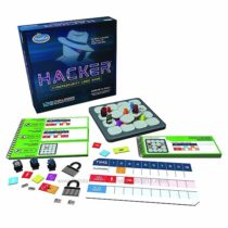 Игра-головоломка Хакер ThinkFun Hacker Cybersecurity