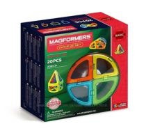 Магнитный конструктор Magformers Базовый набор Curve дуга 20 деталей.