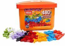 Совместимый с Лего конструктор Mega Construx 480 дет