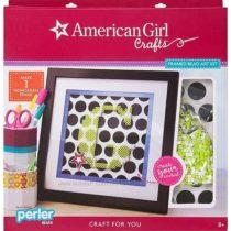 Набор для творчества с термомозаикой American Girl Crafts Framed Perler