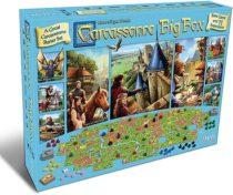 Настольная игра Carcassonne Big Box 6 Каркассон. Большая коробка 2017