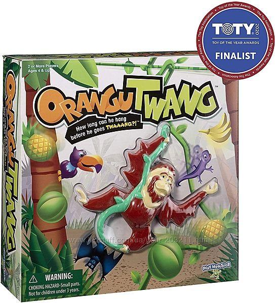 Настольная игра PlayMonster Орангутанг Orangutwang