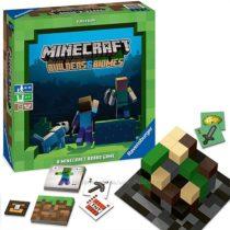 Настольная игра Майнкрафт Строители и Биомы Minecraft Builders & Biomes