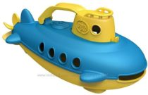 Эко игрушка Подводная Лодка Green Toys Submarine in Yellow & Blue.