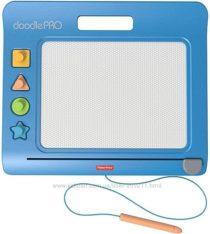 Большой магнитный планшет. Fisher-Price DoodlePro Slim, Aqua