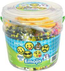 Термомозаика Перлер Эмоджи 8500 бусинок Perler Beads Emoji