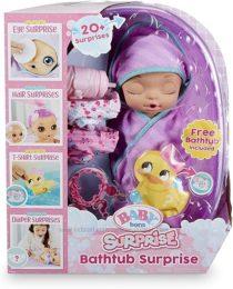 Беби Борн сюрприз принцесса Baby Born Surprise Bathtub Swaddle Princess