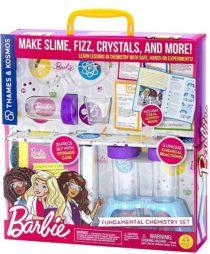 Набор с экспериментами Thames & Kosmos Barbie Fundamental Chemistry Set