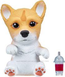 OMG Pets Soft Squishy Puppy интерактивная собачка сквиш, Корги
