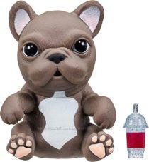 OMG Pets Soft Squishy Puppy интерактивная собачка сквиш Французский Бульдог