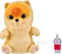 OMG Pets Soft Squishy Puppy интерактивная собачка сквиш, Померанский Шпиц.