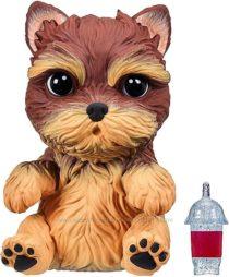 OMG Pets Soft Squishy Puppy интерактивная собачка сквиш, Йоркширский Терь