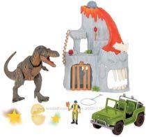 Terra by Battat. Огромный электронный набор Тираннозавр Рекс Баттат.