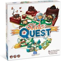 Настольная игра Путь Рыцаря Slide Quest Blue Orange
