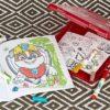 Набор Крайола Щенячий Патруль в удобном кейсе Crayola Color Wonder