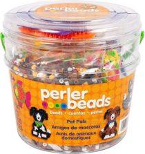 Термомозаика Перлер Животные 8500 бусинок Perler Beads Pet Pals.