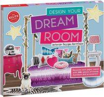 Творческий набор для юного дизайнера интерьера KLUTZ Design Your Dream Room