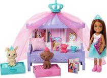 Набор Челси Принцесса Barbie Princess Adventure Chelsea Princess Storytime