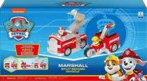 Машина-трансформер Маршалла Щенячий Патруль PAW Patrol Marshall Split-Secon