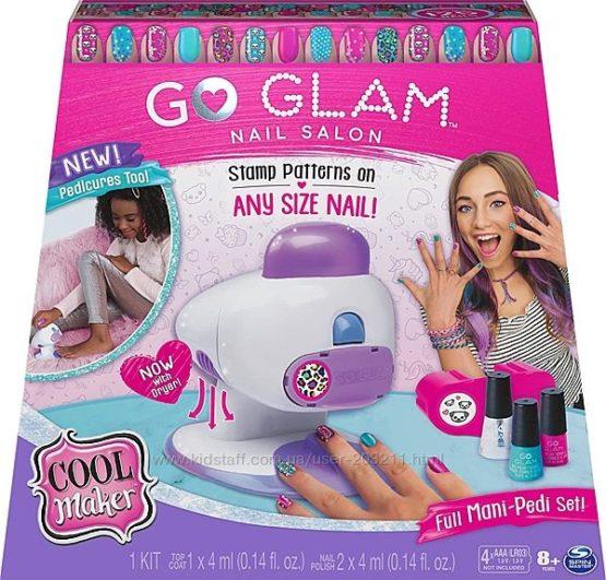Студия для маникюра и педикюра Cool Maker Go Glam Nail Salon.