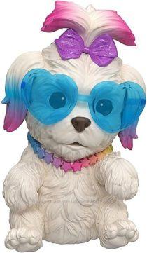 Little Live Pets OMG Интерактивный щенок собачка сквиш Rainbow Pop