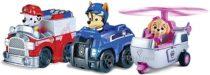 Paw Patrol Racers 3-Pack Vehicle Set Chase Zuma Ryder Щенячий Патруль