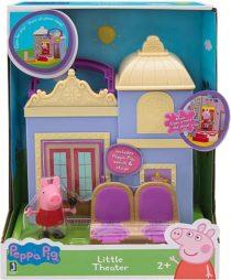 Театр Свинки Пеппы Peppa Pig Theater Little Places Playset