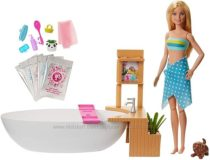 Игровой набор Барби Ванная комната Barbie Fizzy Bath Doll & Playset