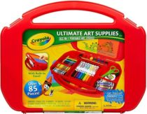 Crayola Набор для творчества 85 предметов в чемоданчике Ultimate Art Case W