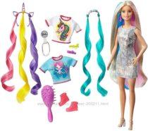 Кукла Барби фантастические волосы Единорог Barbie Fantasy Hair Doll, Blonde