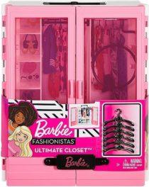Барби Шкаф-гардероб для одежды Barbie Fashionistas Ultimate Closet