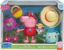 Большая иговая фигурка Пеппы с аксессуарами Peppa Pig Spring Deluxe Dress