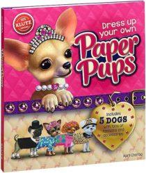 Набор для творчества Одень Собачку Klutz Dress Up Your Own Paper Pups