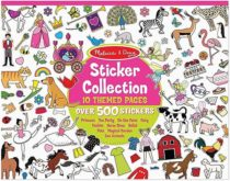 Многоразовые наклейки Melissa & Doug Sticker Collection – Pink